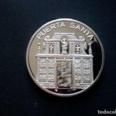 Monedas locales: MONEDA DE PLATA AÑO SANTO 1993 PUERTA SANTA. Lote 184165875
