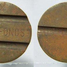 Monedas locales: FICHA TELEFONICA. Lote 186043918