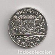 Monedas locales: FICHA MONEDA DÍA DE LA UNIDAD ALEMANA. Lote 187617377