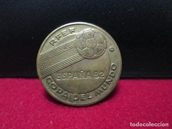 TOKEN COPA DEL MUNDO MUNDIAL 82 (Numismática - España Modernas y Contemporáneas - Locales y Fichas Dinerarias y Comerciales)