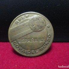 Monedas locales: TOKEN COPA DEL MUNDO MUNDIAL 82. Lote 188626920