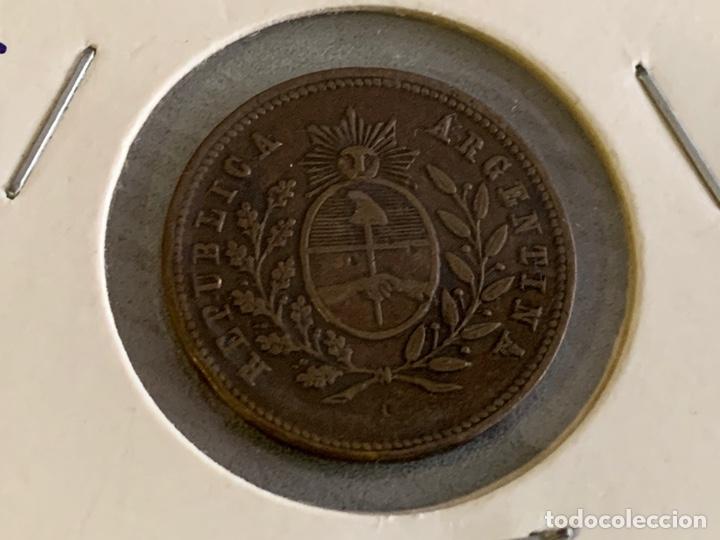 Monedas locales: FICHA ANTIGUA JUEGO. ARGENTINA - Foto 2 - 188717730