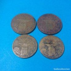 Monedas locales: LOTE LA COOPERATIVA LA FLOR DE MAIG FUNDADA EN 1890. Lote 189397866
