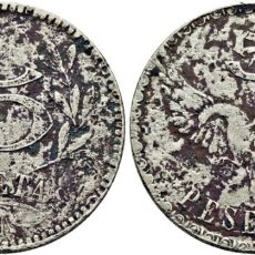 Monedas locales: FICHA DE CASINO. 5 PESETAS. ÁGUILA REMONTANDO EL VUELO. CY348 (120 €). MBC. MUY ESCASA. Lote 189735563