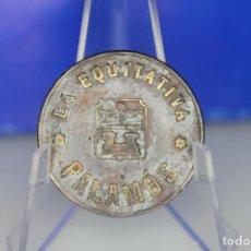 Monedas locales: GUERRA CIVIL ESPAÑOLA MONEDA 10 CÉNTIMOS COOPERATIVA DE PALAMÓS GERONA 3180. Lote 190634840