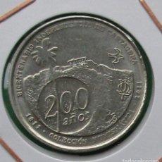 Monedas locales: FICHA. TOKEN .BICENTENARIO INDEPENDENCIA DE CARTAGENA. COLECCIÓN NUMISMÁTICA 181-2011.. Lote 191189257