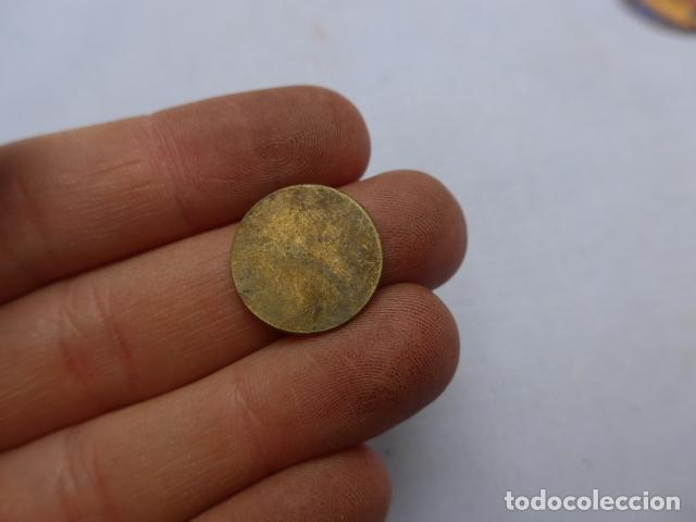 Monedas locales: * Antigua ficha BC a identificar, original. ZX - Foto 2 - 191627498