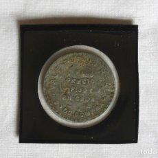 Monedas locales: VALE POR UN REAL EL PRECIO FIJO EN CADA 20 DE COMPRA PALENCIA. Lote 191821308