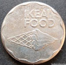 Moedas locais: TOKEN / JETON / FICHA - IKEA FOOD - ENVIO GRATIS A PARTIR DE 35€. Lote 194126305