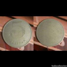 Monedas locales: FICHA CASINO 5 PTS. Lote 194576567