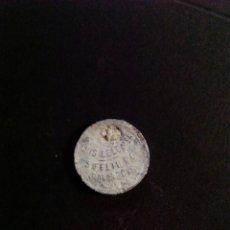 Monedas locales: ANTIGUA PLACA. Lote 194607211