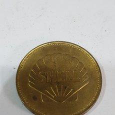 Monedas locales: FICHA SHELL. Lote 194950641