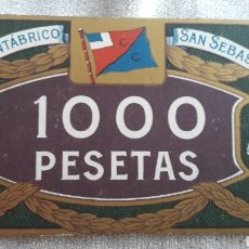 Monedas locales: FICHA CASINO CLUB CANTABRICO. Lote 194990492