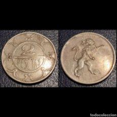 Monedas locales: FICHA CASINO 2 PTS. Lote 195494107