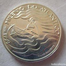 Monedas locales: PORTUGAL . 1000 ESCUDOS DE PLATA ANTIGUOS. AÑO 1999 . NUEVA Y BRILLANTE. Lote 222303821