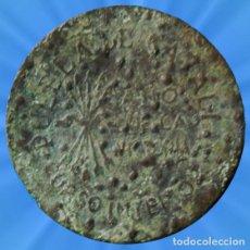 Monedas locales: 10 CENTIMOS PUEBLA DE CAZALLA, MONEDA OFICIAL DE LA GUERRA CIVIL ESPAÑOLA. Lote 199153082