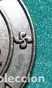 Monedas locales: NAVARRA-PAIS VASCO- MONEDA-* 1 TRUEKE *BAR LA GRANJA-CALLE ESTAFETA 71- PAMPLONA-IRUÑA -PERFECTA- - Foto 3 - 213029228