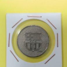 Monedas locales: FICHA TOKEN BARÇA / LOTO CATALUNYA. Lote 203359447