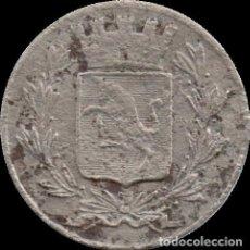 Monedas locales: CAFÉ BAR TORINO - BARCELONA - 1 REAL. Lote 203445441