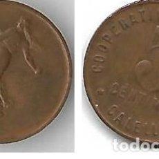 Monedas locales: CALELLA ** COOPERATIVA LA AMISTAD 5 CENTIMOS **. Lote 205157550