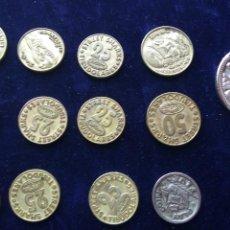 Monedas locales: RARISIMAS FICHAS TOSTA RICA. Lote 207868948