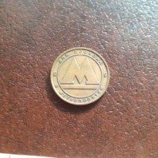 Monedas locales: RUSIA. FICHA DE METRO. Lote 210141665
