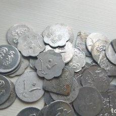Monedas locales: LOTE DE MÁS 60 TOKEN / JETON / FICHAS ÁRABES ETC..VER FOTOS. Lote 210587846