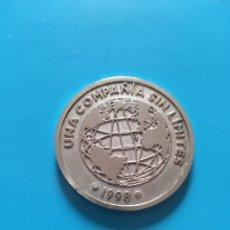 Monedas locales: AMPLIACIÓN DE CAPITALES DE TELEFÓNICA 1998 UNA COMPAÑÍA SIN LÍMITES. Lote 214222137