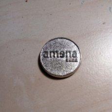 Monedas locales: FICHA PUBLICIDAD TELEFONIA AMENA. Lote 218317288