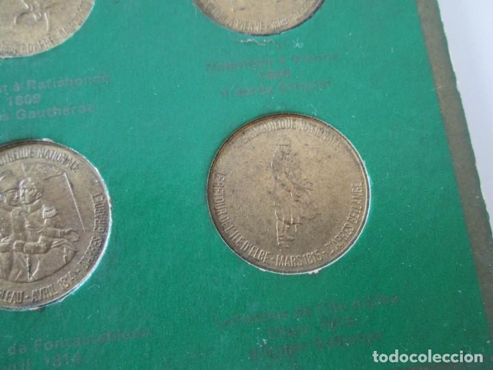 Monedas locales: COLECCION DE 20 FICHAS DEL BICENTENARIO * PUBLICIDAD DE TOTAL * FRANCIA - Foto 4 - 218330410