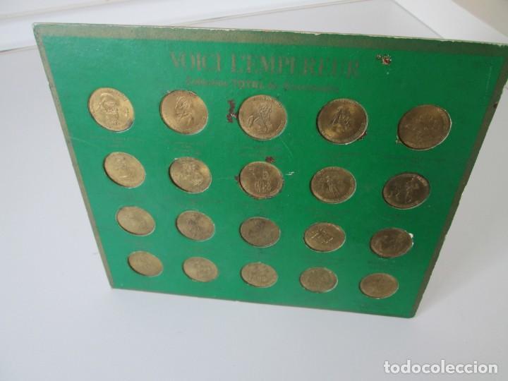 Monedas locales: COLECCION DE 20 FICHAS DEL BICENTENARIO * PUBLICIDAD DE TOTAL * FRANCIA - Foto 6 - 218330410