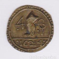 Monedas locales: MONEDA CATALANA LOCAL - PELLOFA - OLOT-GIRONA - CR-1905 (EBC-). Lote 218381698