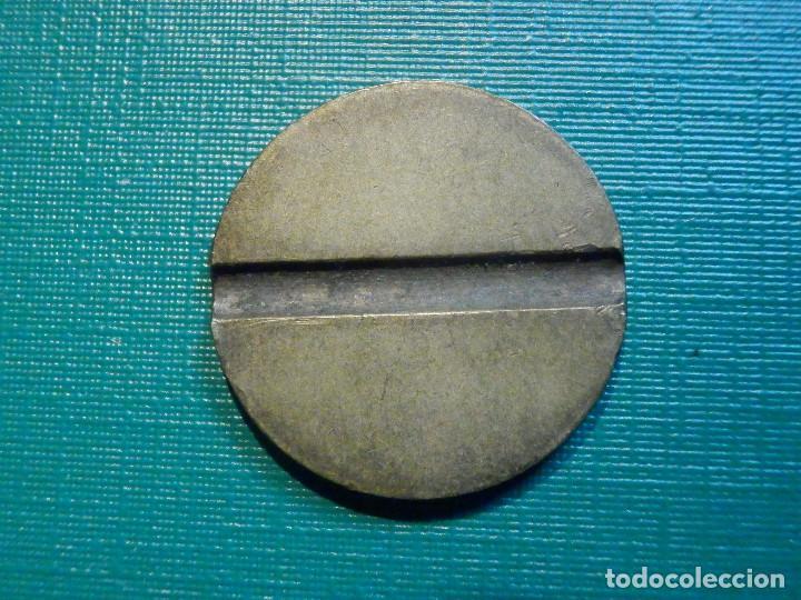 Monedas locales: ANTIGUA FICHA PARA CABINAS - TELEFONOS - X - Cabinas - Telefónica - Foto 2 - 221134805