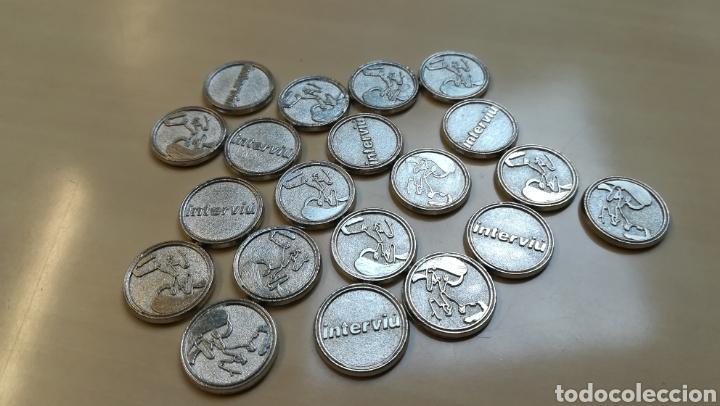 Monedas locales: MONEDAS BODA FELIPE Y LETICIA. INTERVIU. LOTE DE 20 UDS - Foto 3 - 223372526