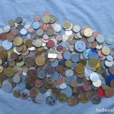 Monedas locales: LOTE FICHAS, MEDALLAS, REPRODUCCIONES, ETC, TOKEN, JETON. Lote 223971777