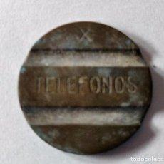 Monedas locales: FICHA DE TELEFONO. Lote 237073080