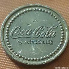 Monedas locales: MONEDA TOKEN COCA COLA. Lote 239623200