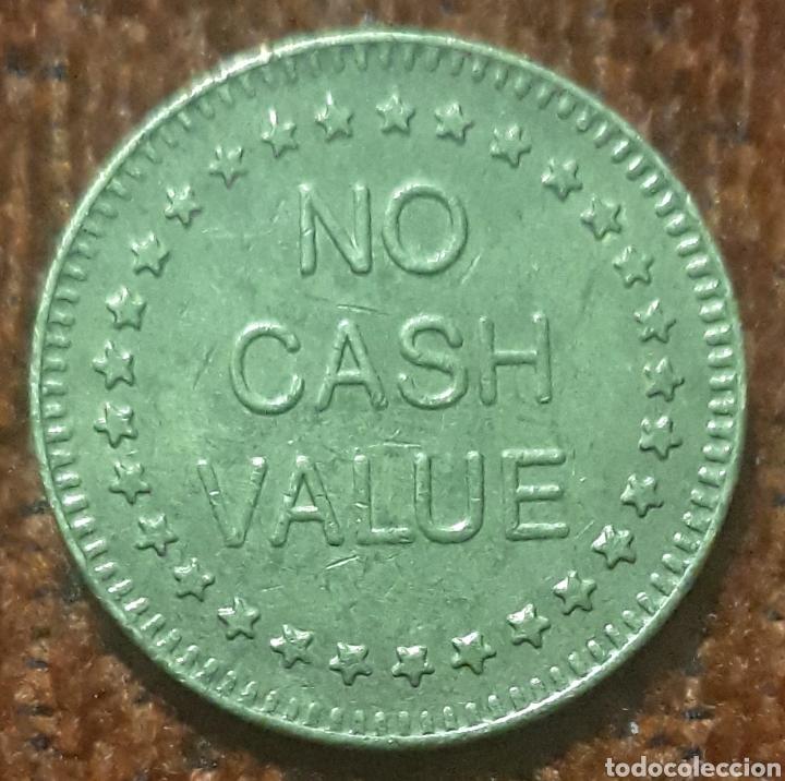 Monedas locales: Moneda token Freedom no cash value - Foto 2 - 239941325