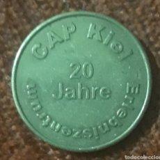 Monedas locales: MONEDA TOKEN CAP KIEL 20 JAHRE. Lote 239962535