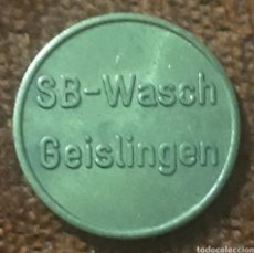Monedas locales: MONEDA TOKEN SB-WASCH GEISLINGEN. Lote 239968920