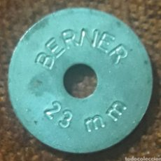 Monedas locales: MONEDA TOKEN BERNER WS 23 MM. Lote 239978455