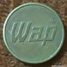 Monedas locales: MONEDA TOKEN WAP. Lote 240042610