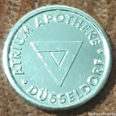 Monedas locales: MONEDA TOKEN ATRIUM TALER DÜSSELDORF. Lote 240644590