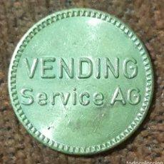 Monedas locales: MONEDA TOKEN VENDING SERVICE AG. Lote 240709830