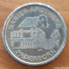 Monnaies locales: MONEDA TOKEN MARIEN TALER PADERBORN. Lote 242164965