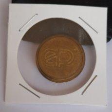 Monedas locales: FICHA EP DE 2 . VER FOTOS. Lote 242836165