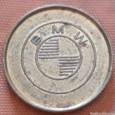 Monedas locales: MONEDA TOKEN BMW SAUGEN NU TÜR DIENSTFAHRZEUGE. Lote 243593260