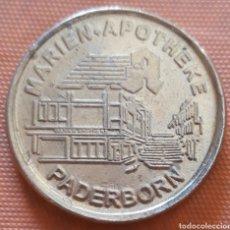 Monnaies locales: MONEDA TOKEN MARIEN TALER PADERBORN. Lote 243608370