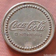 Monedas locales: MONEDA TOKEN COCA COLA AUTOMATEN MÜNZEN. Lote 243614625