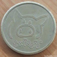 Monnaies locales: MONEDA TOKEN ICH BRINGE GLÜCK. Lote 243796265